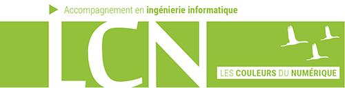 Logo LCN - Les couleurs du numérique